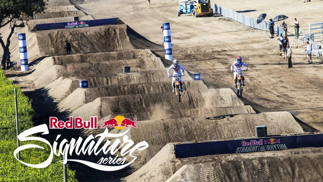 Red Bull Signature Series - Straight Rhythm 2015 FULL TV EPISODE