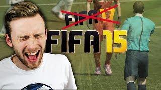 FIFA 15 I OD RAZU MASA KARNYCH!