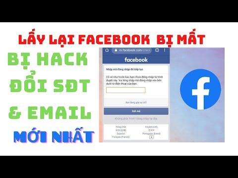 hướng dẫn lấy lại mật khẩu facebook bị hack - Cách Lấy lại mật khẩu facebook bị hack , mất số điện thoại và email đăng ký mới nhất 2021