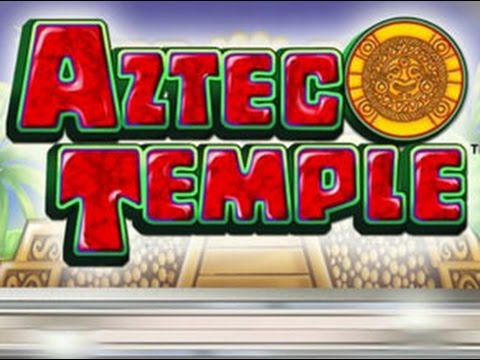Aztec Temple Slot Machine Game