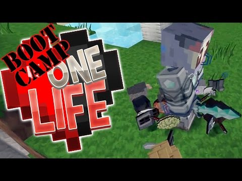 Minecraft Speed UHC (One Life Bootcamp) HOW NOT TO WASTE GOLD #2