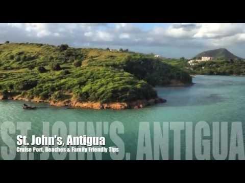 Port of Call: St. John's Antigua & Long Bay Beach