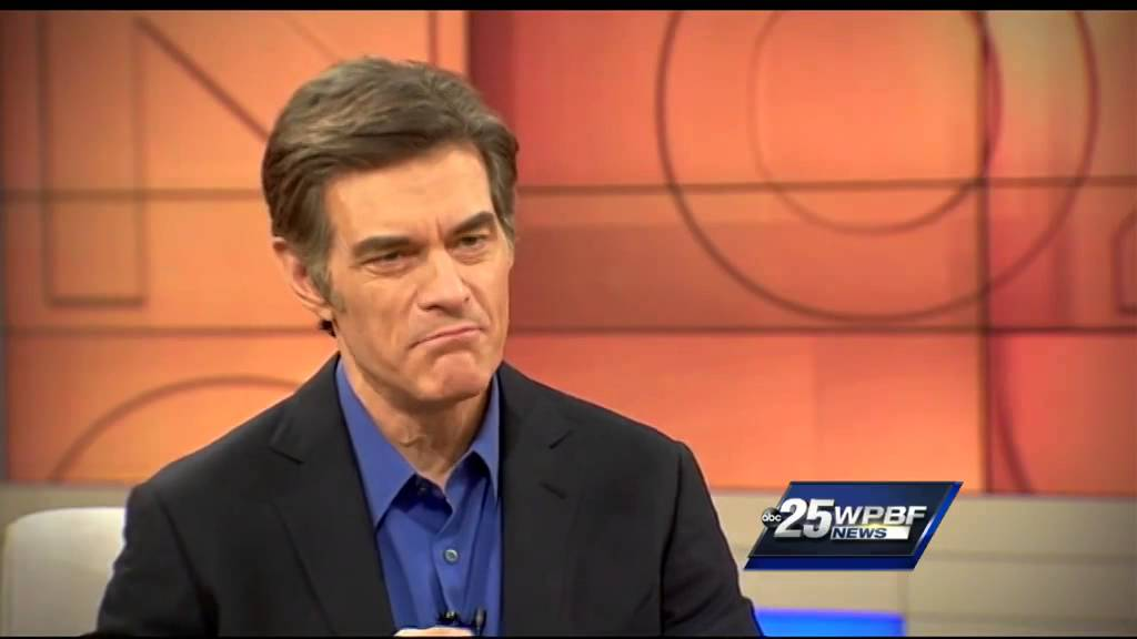 Dr oz how to take care of your heart youtube