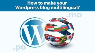 HOW TO MAKE YOUR WORDPRESS BLOG MULTILINGUAL?(, 2018-01-12T16:18:37.000Z)
