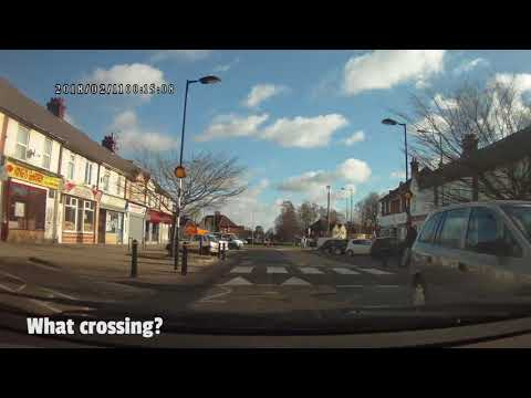 Ipswich Bad Drivers - Compilation 49