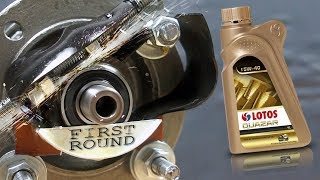 Lotos Quazar 5W40 Jak skutecznie olej chroni silnik?