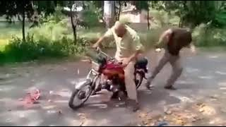 New Latest  Bike Ride Funny ||  New Funny Bike Videos 2018