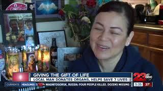 Bakersfield Man Donates Gift of Life