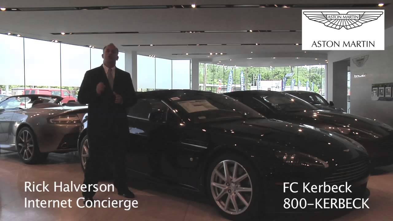 Fc Kerbeck Aston Martin Dealer Philadelphia Youtube