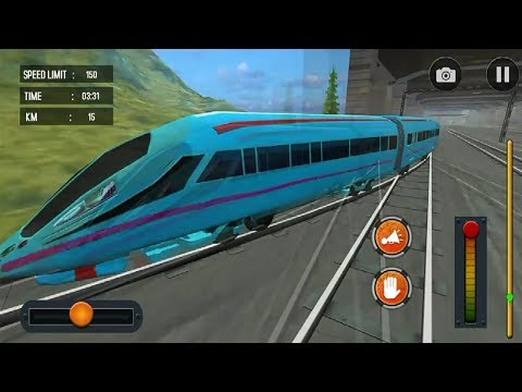 TRAIN GAME SIMULATOR 2019 - Train Games Android GamePlay | Train Games Simulator - Train Games 3D