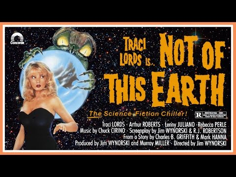 Not of This Earth (1988) Trailer - Color / 1:39 mins