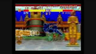 Street Fighter II CE-Ryu Playthrough 4/4