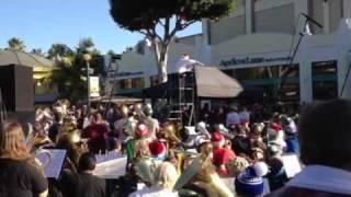 Tuba Xmas at Disneyland 2011 - Hark! The Harold Angels Sing