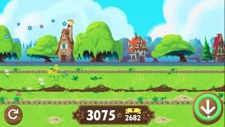 How big shoot 3000+ score run (Celebrating Garden Gnomes) | Google Game Series