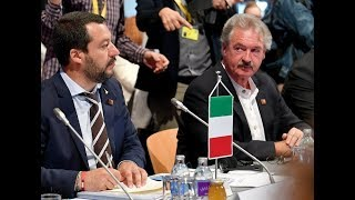 Luxembourg's Jean Asselborn cusses out Italy's Matteo Salvini