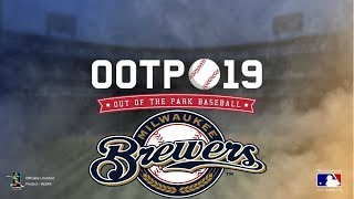 Brewers Franchise (Part 6) - 2019 Season End/Offseason Start