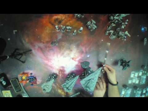 Star Wars Armada: Rare time I fly Imperial