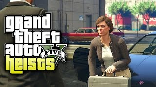 Grand Theft Auto V Heists - Part 8 - Key Codes (Heist #3 Humane Labs Raid)