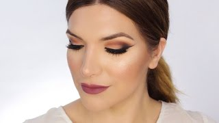 Anastasia Beverly Hills Shadow Couture World Traveler Palette | Beeta Beauty GRWM