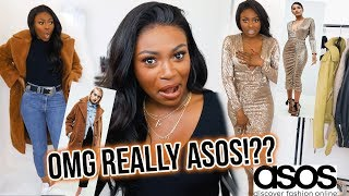 I WENT SHOPPING FOR AUTUMN OUTFITS ON ASOS AND MY WIG WAS SNAATTCHHHED!!!!