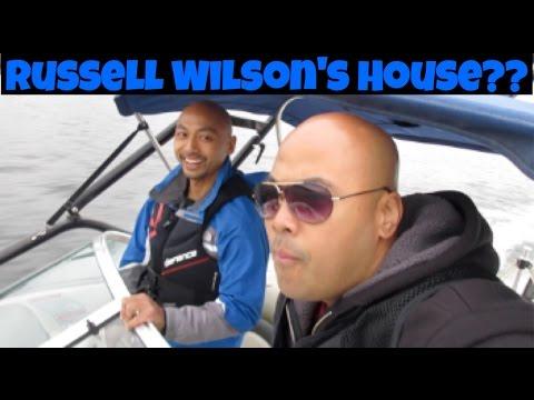 Seahawks Superstar Russell Wilson's House??