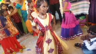 Rangamma mangamma song ramgasthalam movie children's dance video fearvel  sankampalli 2019