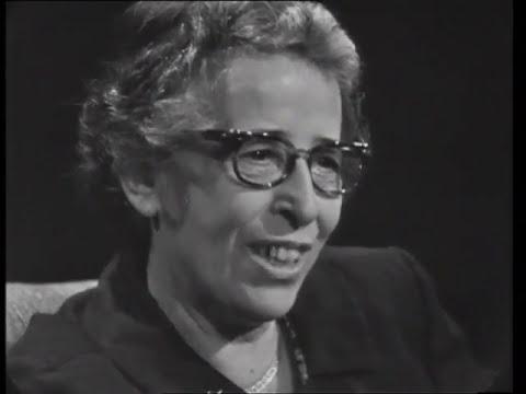 Günter Gaus im Gespräch mit Hannah Arendt (1964)