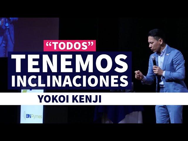 TODOS TENEMOS INCLINACIONES | YOKOI KENJI