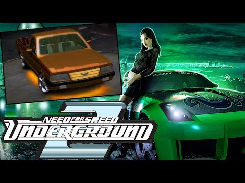 acessorios para need for speed underground 2