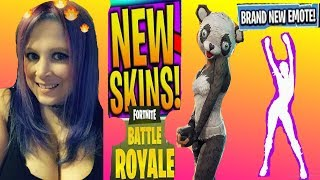 NEW Panda Skin! New Emote! Getting Drunk! $3 TTS! Fortnite XBOX ONE