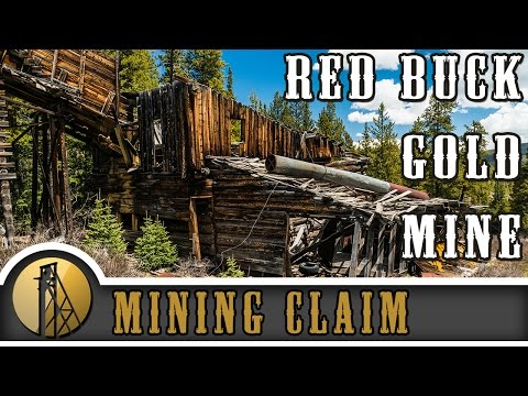 Red Buck Mine - Colorado - Gold Rush Expeditions - 2015