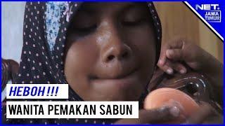 Download Video VIRAL..!! Wanita Makan Sabun Di Kabupaten Probolinggo- NET. JATIM MP3 3GP MP4
