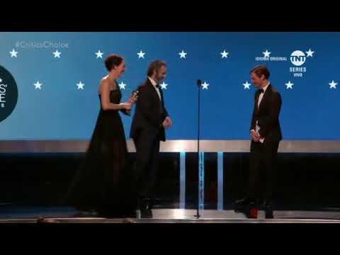 Phoebe Waller-Bridge Wins Best Actress In A Comedy Series Critics Choice Awards 2020