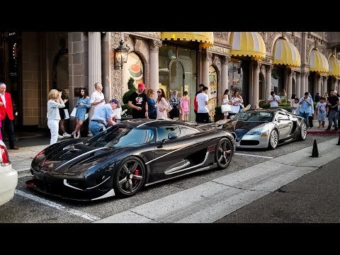 How to EMBARRASS a Bugatti Owner…Bring a Koenigsegg