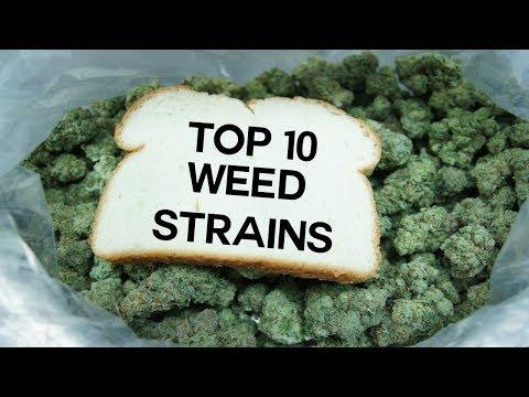 Top 10 Best Weed Strains 2017