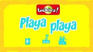 playa playa jeu coopératif