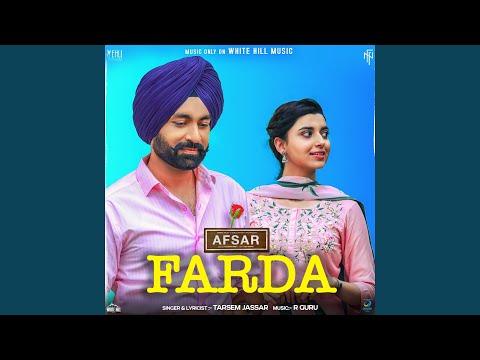 "Farda (From ""Afsar"")"