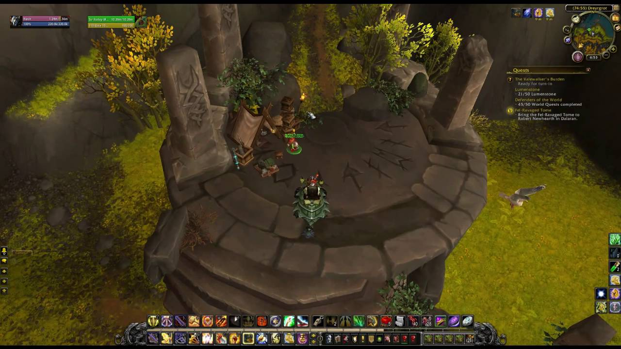 Fishing Chair Wowhead Tan Leather Dining Chairs Where Is Dreyrgrot Wow Explore Stormheim Legion