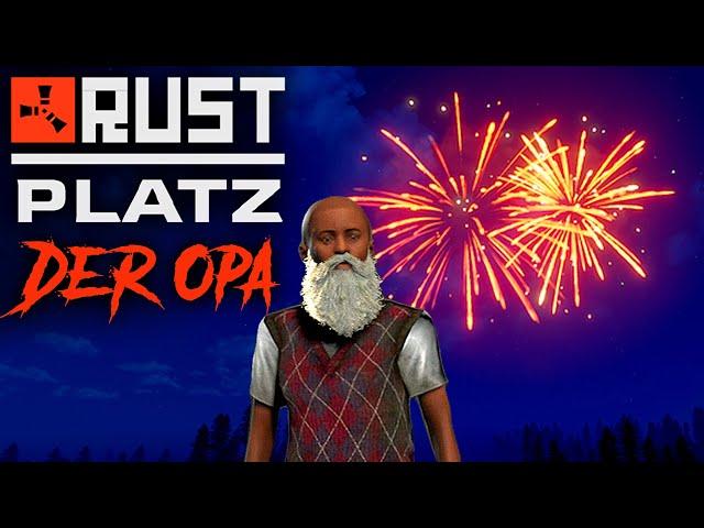 RUSTplatz [S2] #32 👴🏻 Mal ordentlich Knallen! 💥🤣 Roleplay Projekt [Deutsch]
