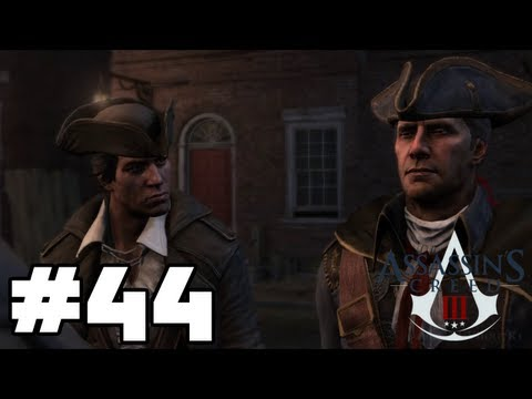 Assassin's Creed III - Walkthrough (Part 44) - Mission: Father and Son (Sequence 9)