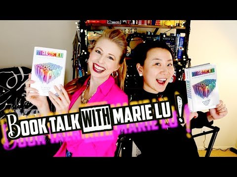 BOOKTALK WITH MARIE LU | WARCROSS