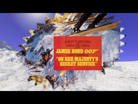 John Barry  -  We have All the Time In the World (On Her Majesty's Secret Service)