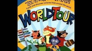 The Gigglebone Gang World Tour (1997, CD-ROM game)