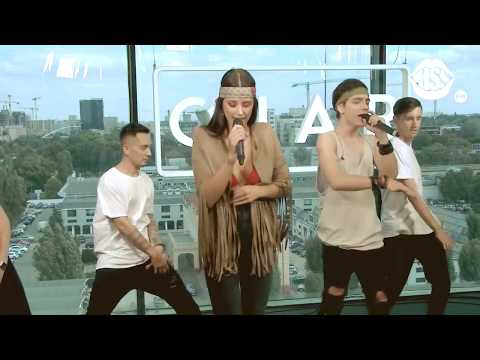 Micke feat. Antonia - El Amor (Live @ Kiss FM)