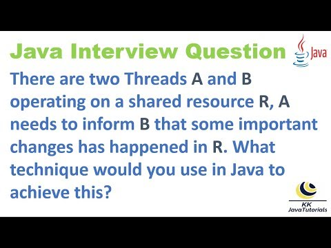 Java Multithreading Scenario Based Interview Question || Java Concurrency Interview Question
