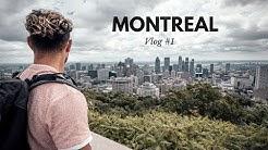 Voyage au Québec : Arrivée à Montréal Vlog #1 🇨🇦 (L'Aventure commence à partir du Vlog 2 🤠)