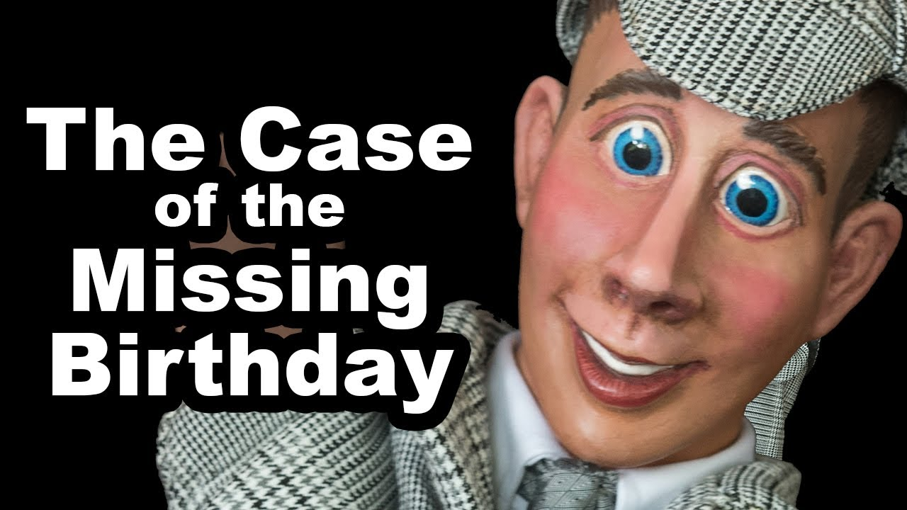 Mystery Max Birthday Party Puppet Show By Wonderspark Puppets Youtube