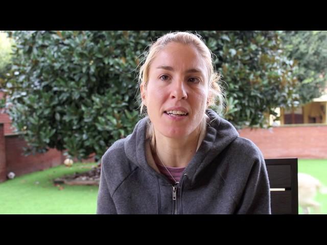 Elena Congost, medalla de oro en maratón en Rio'16