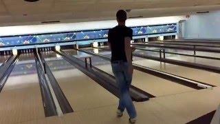 5 pin bowling strike