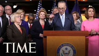 Democratic Leadership News Conference | TIME